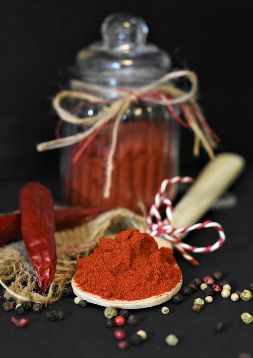 Paprika, Capsicum Annuum, Tomato Pepper, Red, Spicy