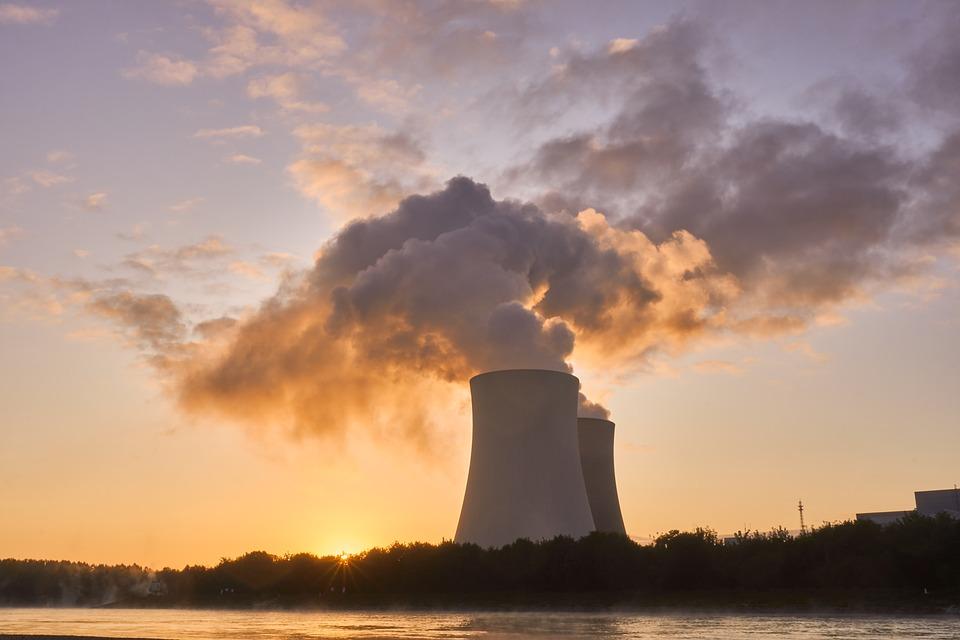 Pianta Di Energia Nucleare, Torre Di Raffreddamento