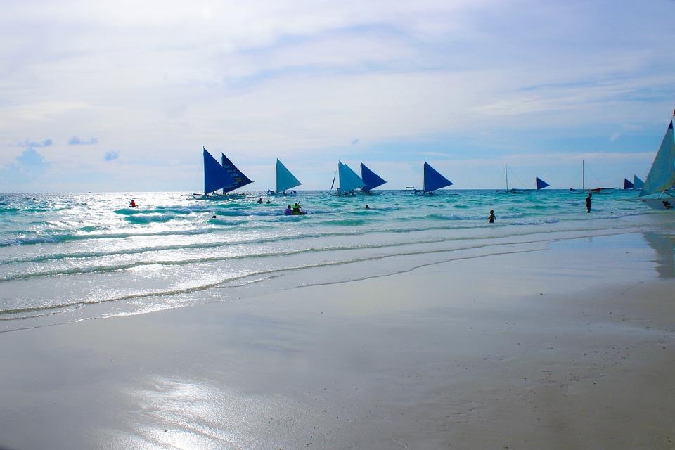Boracay Scenery Sea - Free photo on Pixabay