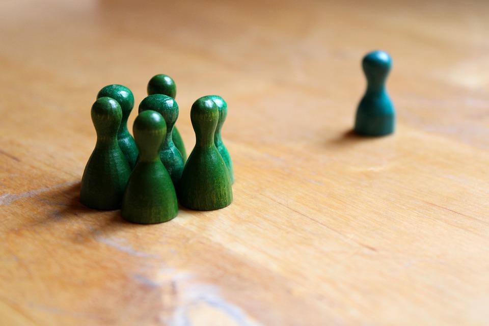 Las Figuras Del Juego, Verde, Azul, Jugar, Madera