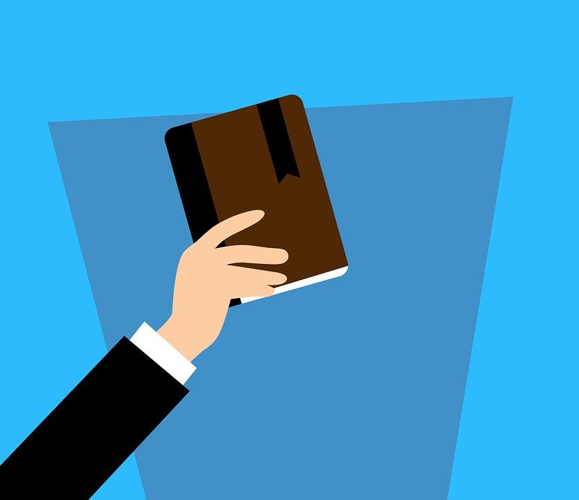 本, 手, 教育, 学ぶ, ハンドブック, ハードカバー, 保持, 男性, 辞書, オブジェクト, 百科事典