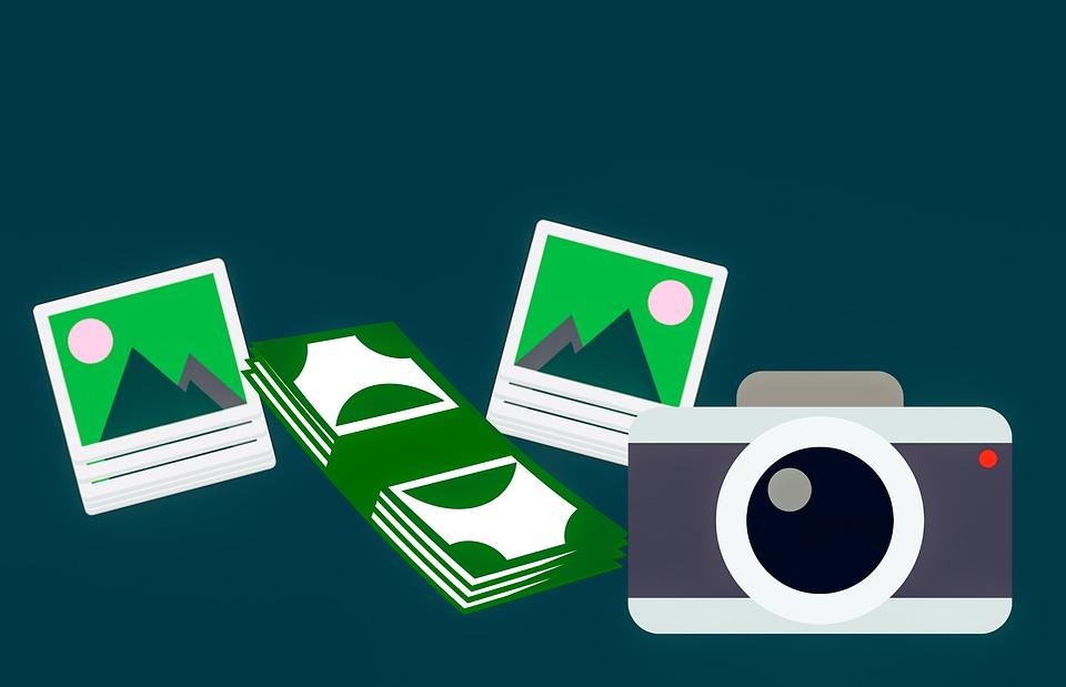 Fotografía, Ingresos, Negocio, Freelance, Vendemos