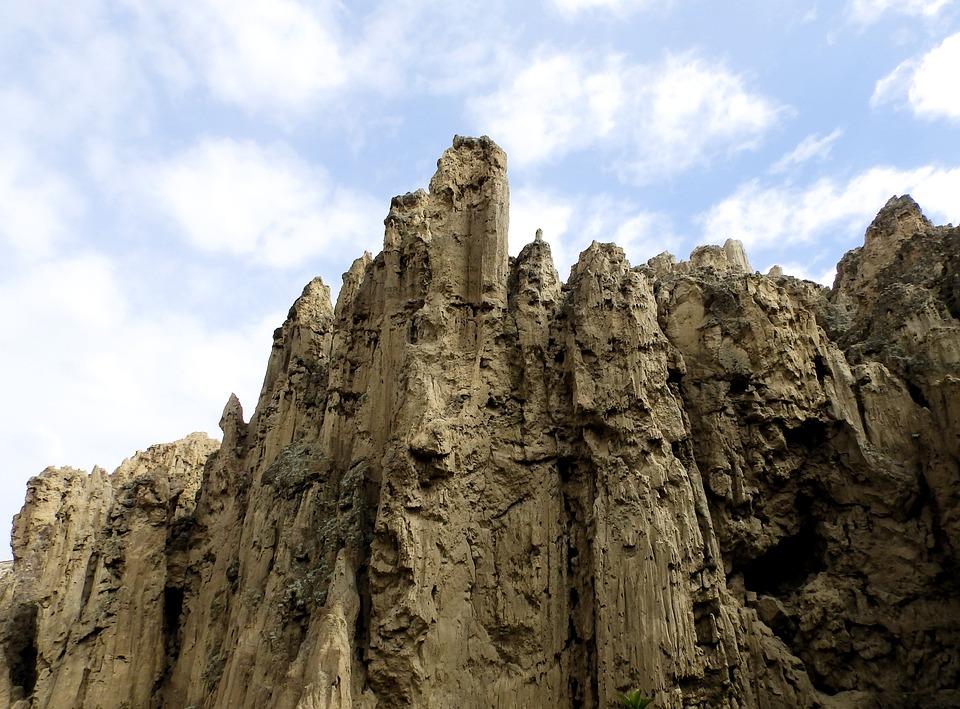 Valle De La Luna Paz Bolivia Free Photo On Pixabay