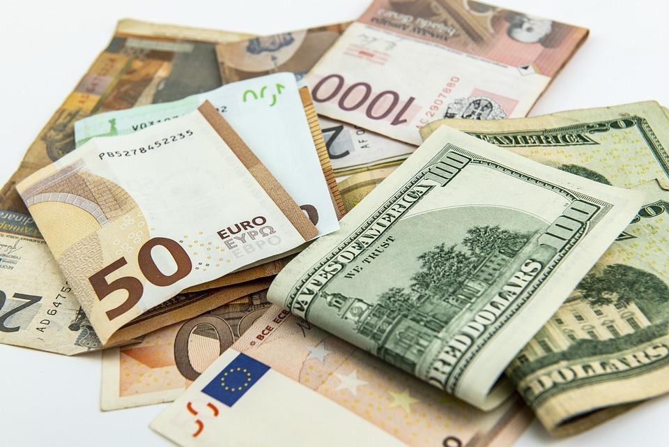 Money, Euro, Eu, Finance, Currency, Business, Bank, Usa