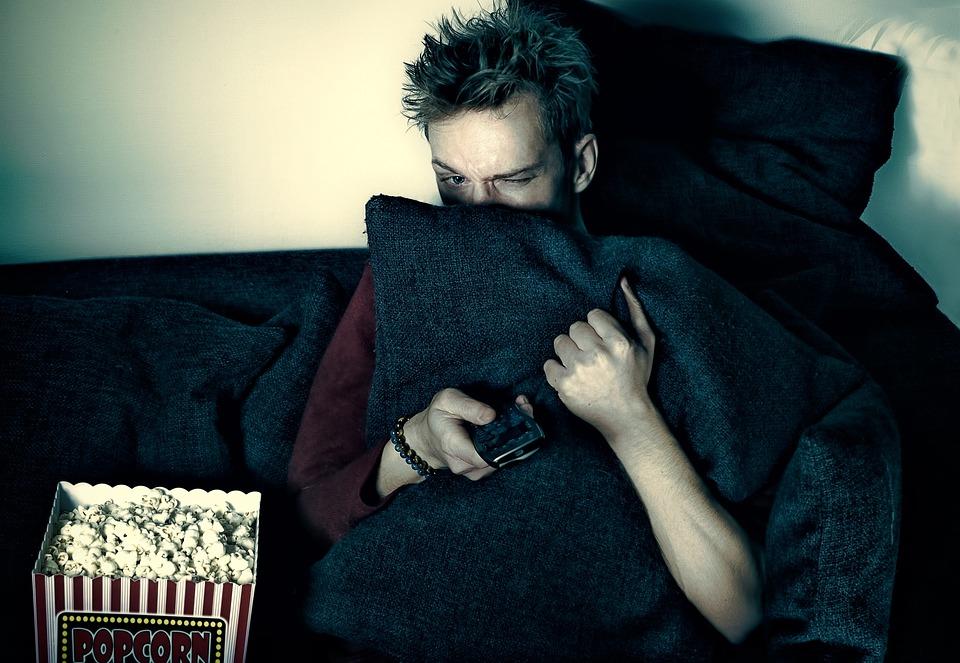 Netflix, Halloween, Człowiek, Straszny, Film, Reżyser
