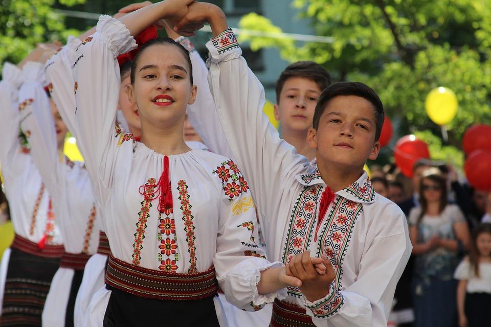 Einwohner, Moldawien