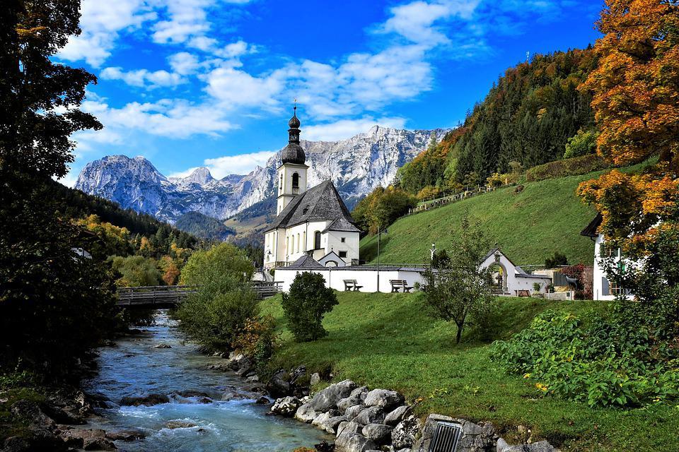 Ramsau St. Sebastian Church