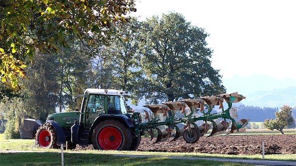 Fendt, 拖拉机, 农业机械, 拖轮, 农业, Landtechnik