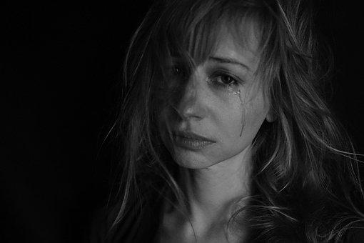 Pranto, Choro, Uma Lágrima, Dor