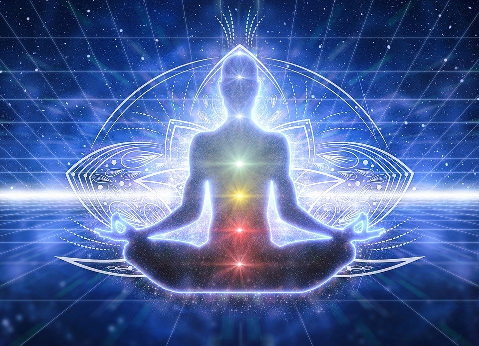 Spiritualisme, Ontwaken, Meditatie, Yogi, Aura