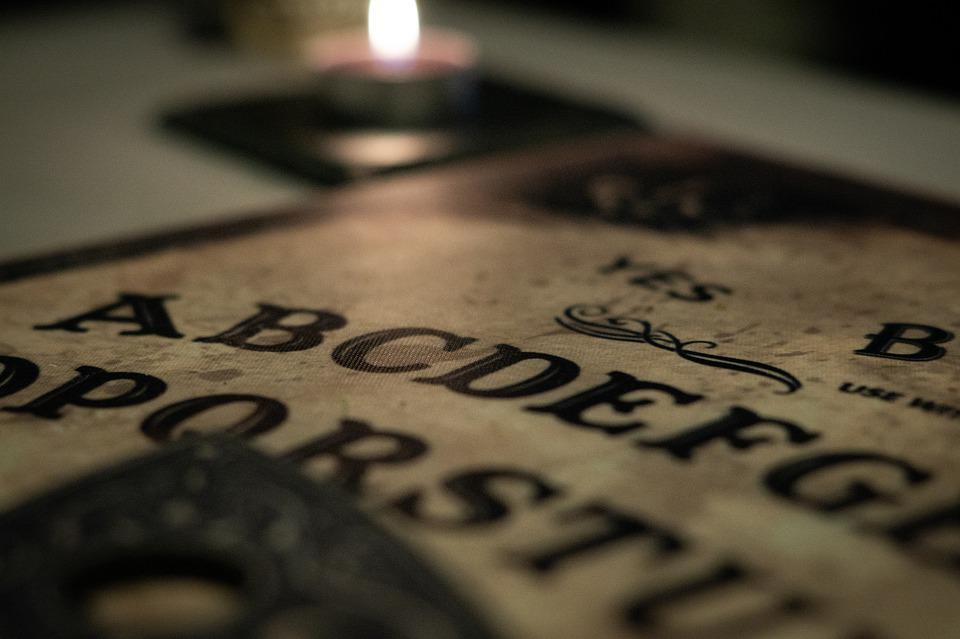 Ouija Board Spirit Free Photo On Pixabay