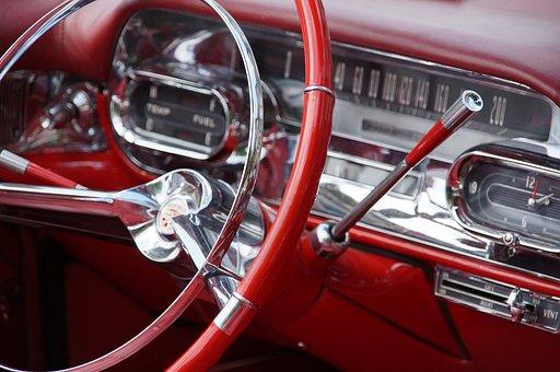 Classic, Car, Auto, Oldtimer, Retro