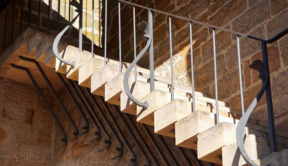 階段, 石, 徐々に, 石の階段, 石段, 上昇, アーキテクチャ