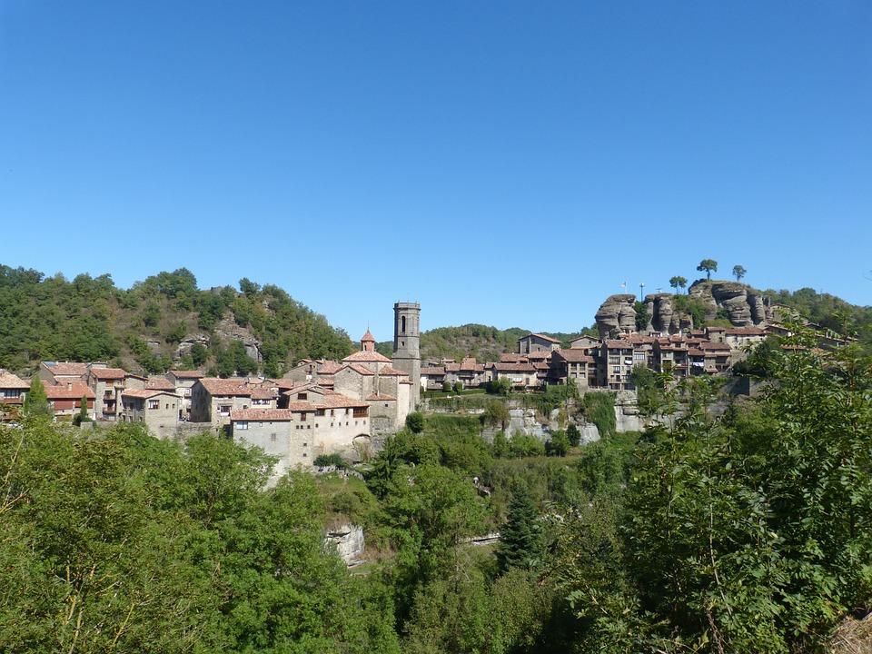 Pueblo que puedes visitar cerca de Barcelona, Rupit i Pruit
