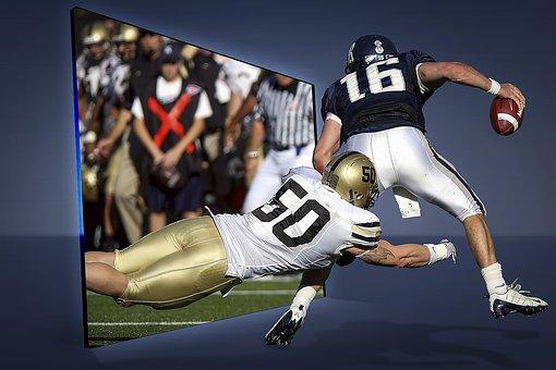 Manipulation, American Football, Athlete