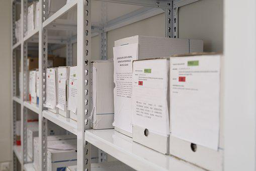 Bureau, Paperasse, Travail, Paperasse