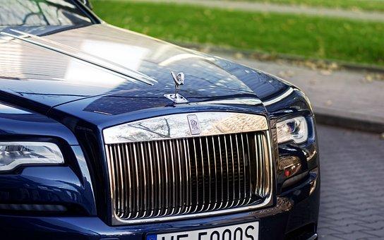 Car, Luxury, Rolls-Royce, Limo Service