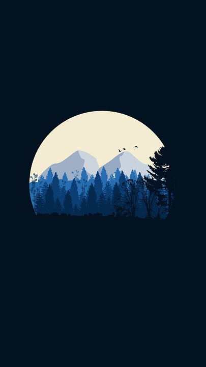 Dark Wallpaper Night Free Image On Pixabay