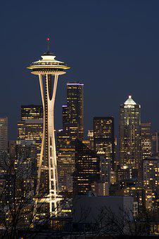 500 Free Seattle Space Needle Images Pixabay