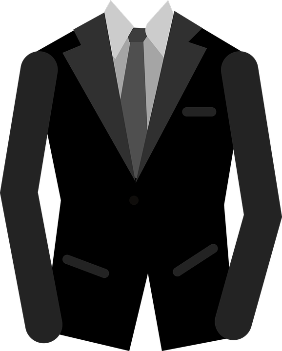Suit Clothing Men , Free vector graphic on Pixabay