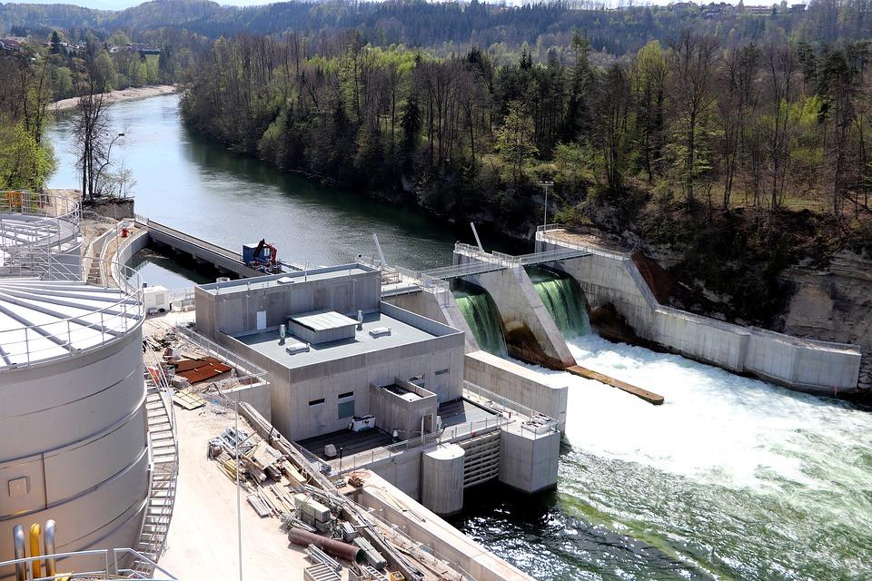 Centrale hydraulique - Hydroélectrique - Électricité - Rivière - Énergie - SchoolMouv - Géographie - CM1