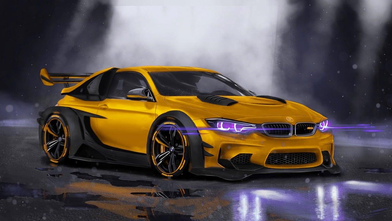 Bmw Sport Car Free Image On Pixabay