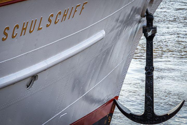 Фото картинки якорей и кораблей сказать наверное
