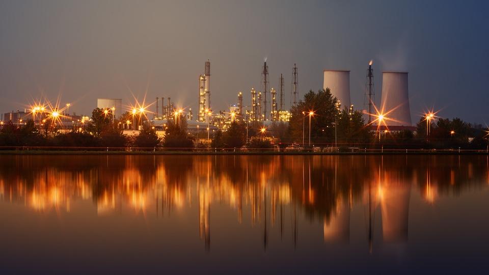 Industrie, Umwelt, Verschmutzung, Umweltschutz