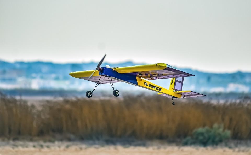 Letoun, Model, Roviny, Letadla, Hobby, Létání