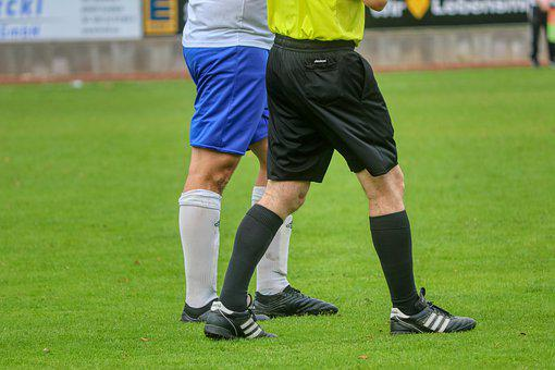 Mr Football, Sport, Football, Referee
