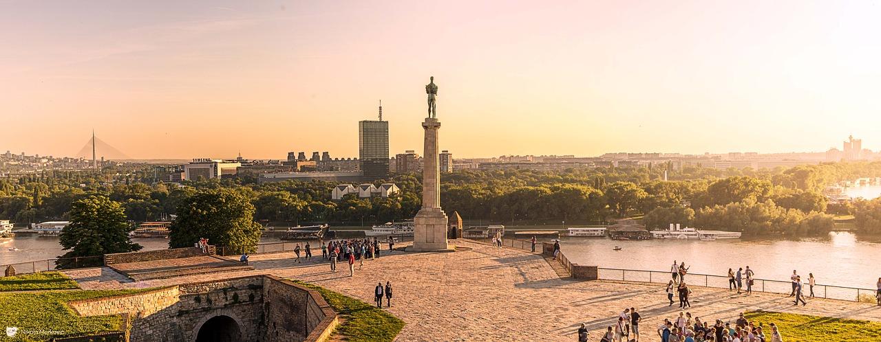 Beograd, Kalemegdan Pobednik