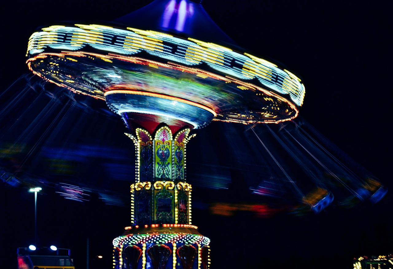 Pin On Vintage Amusement Ride Rarities