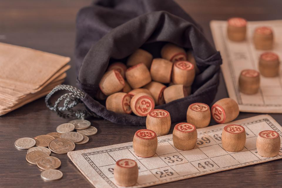 Table Game, Loto, Kegs, The Numbers, Jeu, Luck