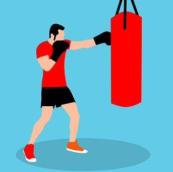 Boxe, Gant, Punch, La Concurrence