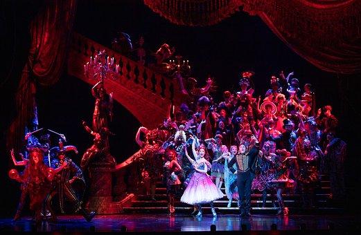 Phantom, Opera, Mask, Theatre, Theater