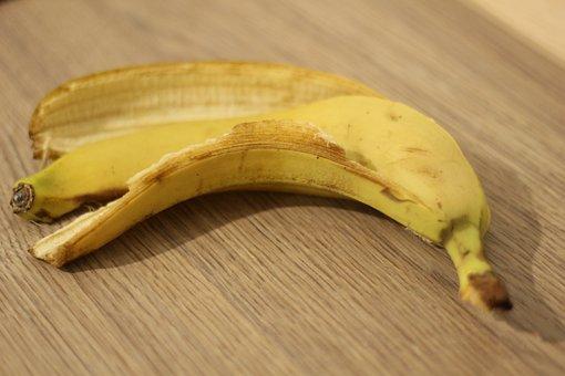 Peel, Banana, Fruit