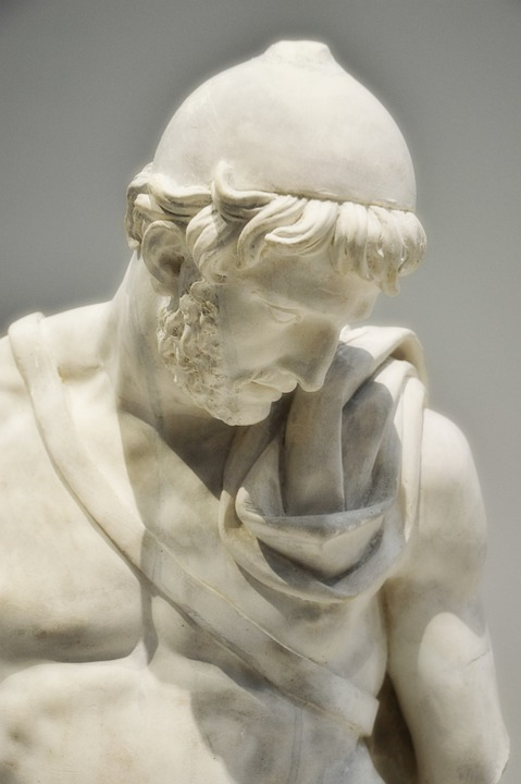 Odysseus, Griechische Mythologie, König Von Ithaka