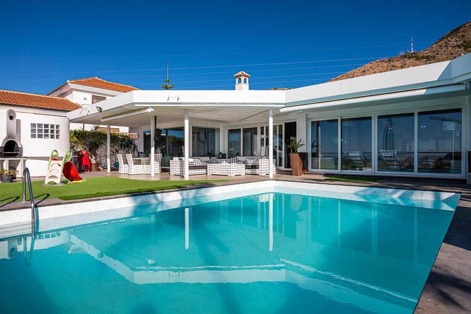 Piscina Terraza Arquitectura Foto Gratis En Pixabay
