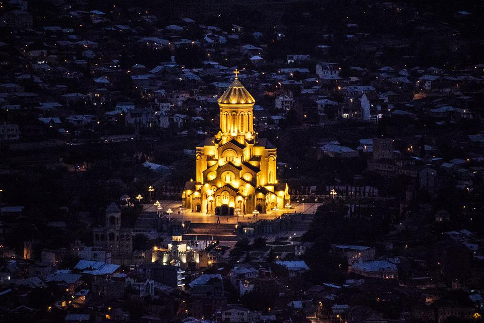 Tbilisi church