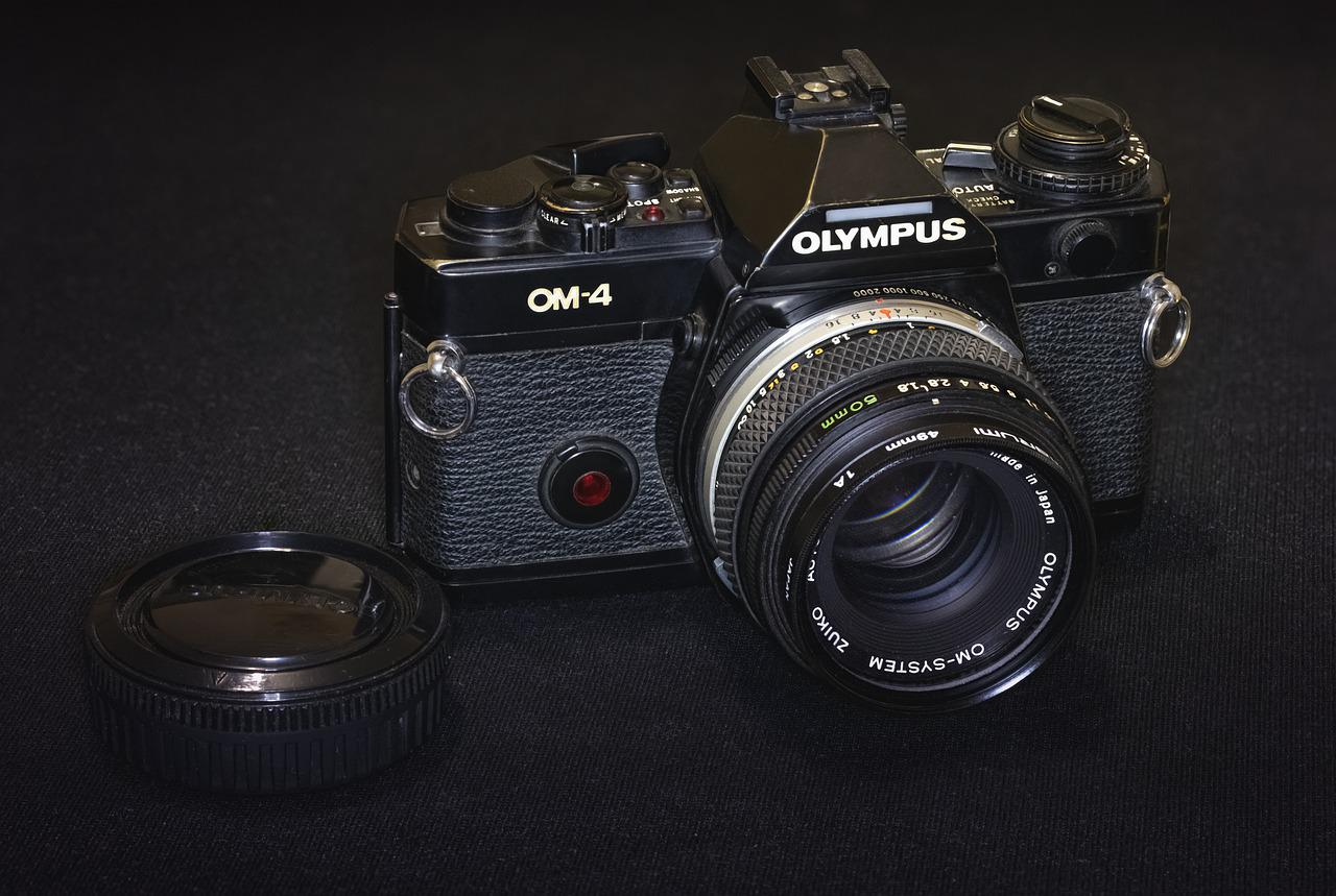 Olympus Camera Vintage - Free photo on Pixabay