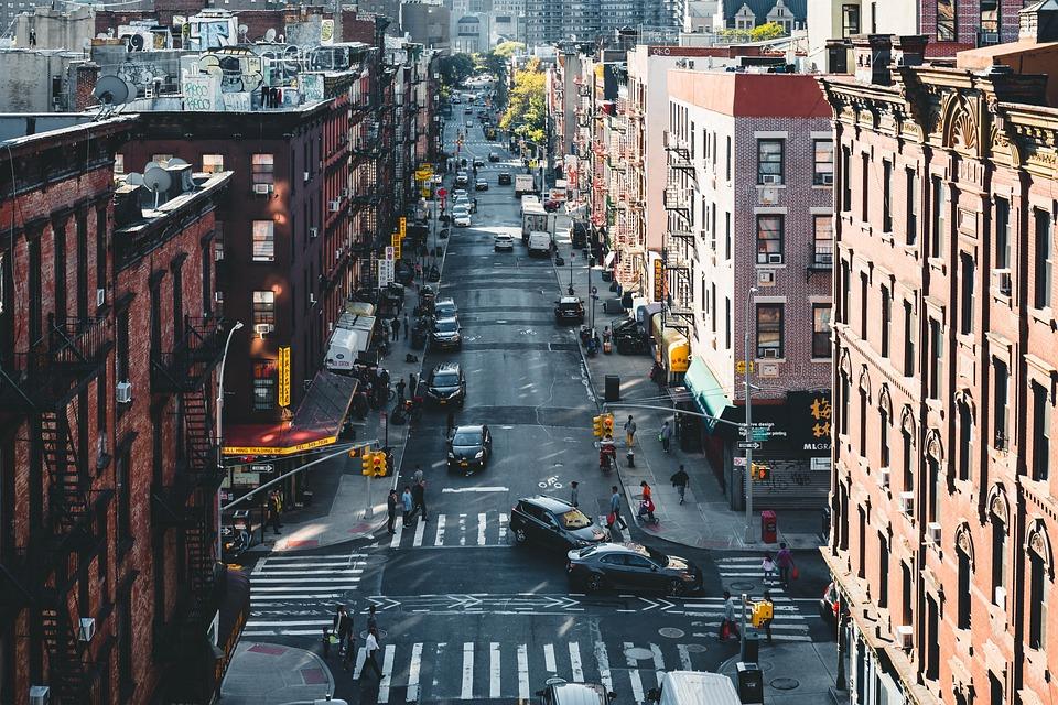 السياحة في مدينة نيويورك، أمريكا