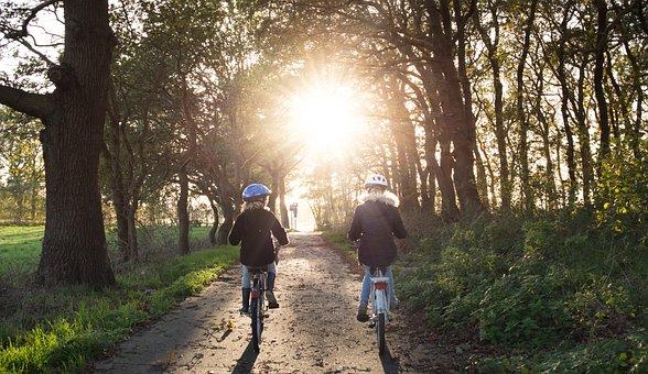 استخدام الدراجة بأنواعها للحد من تغير المناخ