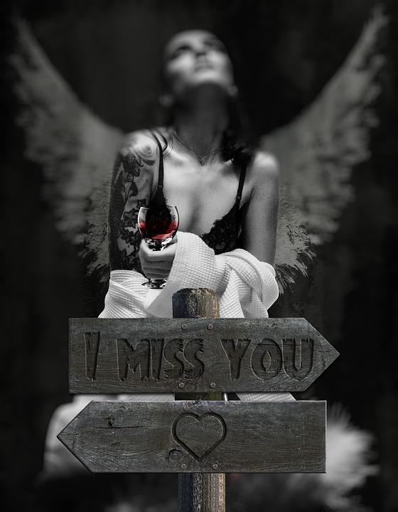 Message Tristesse Douleur Le Image Gratuite Sur Pixabay
