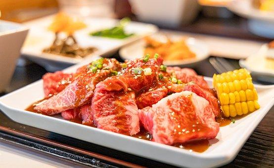 肉, 生肉, 食品, 生, 食べる, ステーキ, 調理する, 精肉店, 食事