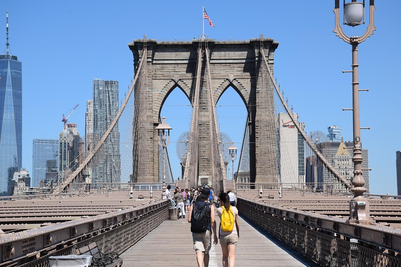 Brooklyn Bridge In New York City - Free photo on Pixabay