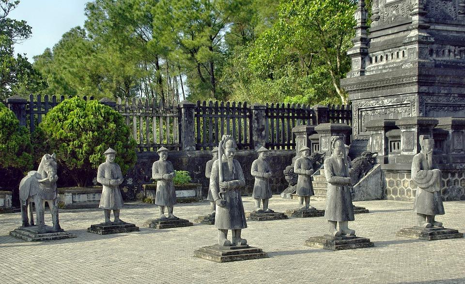 ベトナム, ブーイング, 墓, 帝国, 公務員, 彫像, 仲間, 記念碑, アーキテクチャ, 歴史