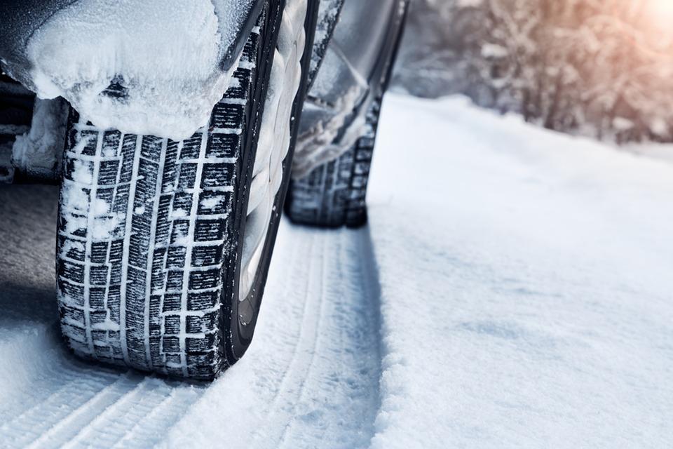 Winter Tire, Tires, Wheel, Car, Rubber