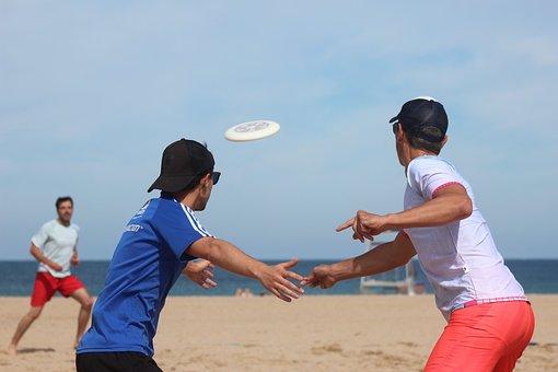 Freesbee, Ultimate, Ultimate Freesbee