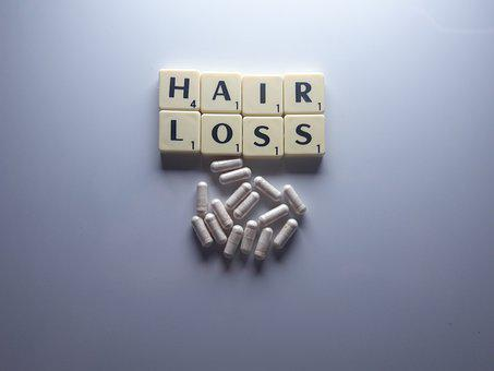 Hair Loss, Capsules, Pills, Tablet