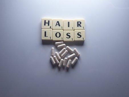 Hair Loss, Capsules, Pills, Tablet